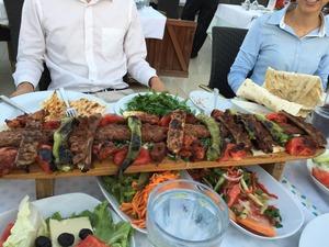 トルコのケバブ