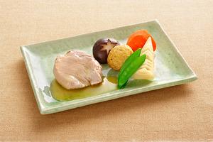 豚ヒレの塩八方煮と野菜の盛り合せ.jpg